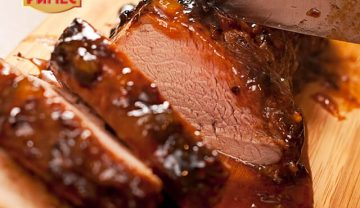 Simple, easy and tasty meat marinade
