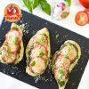 Пилешки стекови од Римес со песто сос печени во релна: